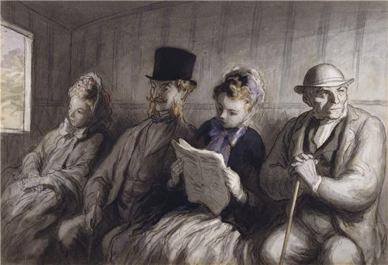Honoré Daumier | artble.com