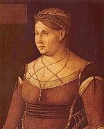 Queen Caterina Cornaro