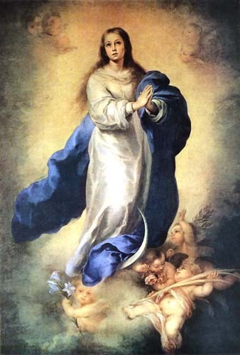 Image result for immaculate conception murillo